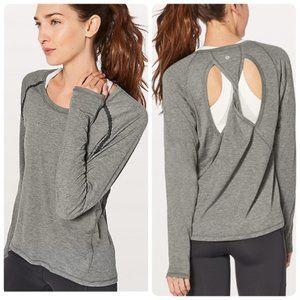 Lululemon   Stop Drop & Squat Long Sleeve Shirt